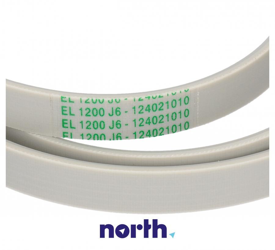 Pasek napędowy do pralki Electrolux 1240210102,1