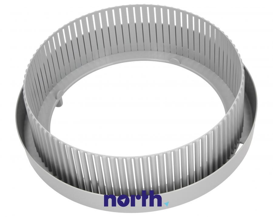 Górna obręcz sokowirówki do robota kuchennego Bosch 00752442,1