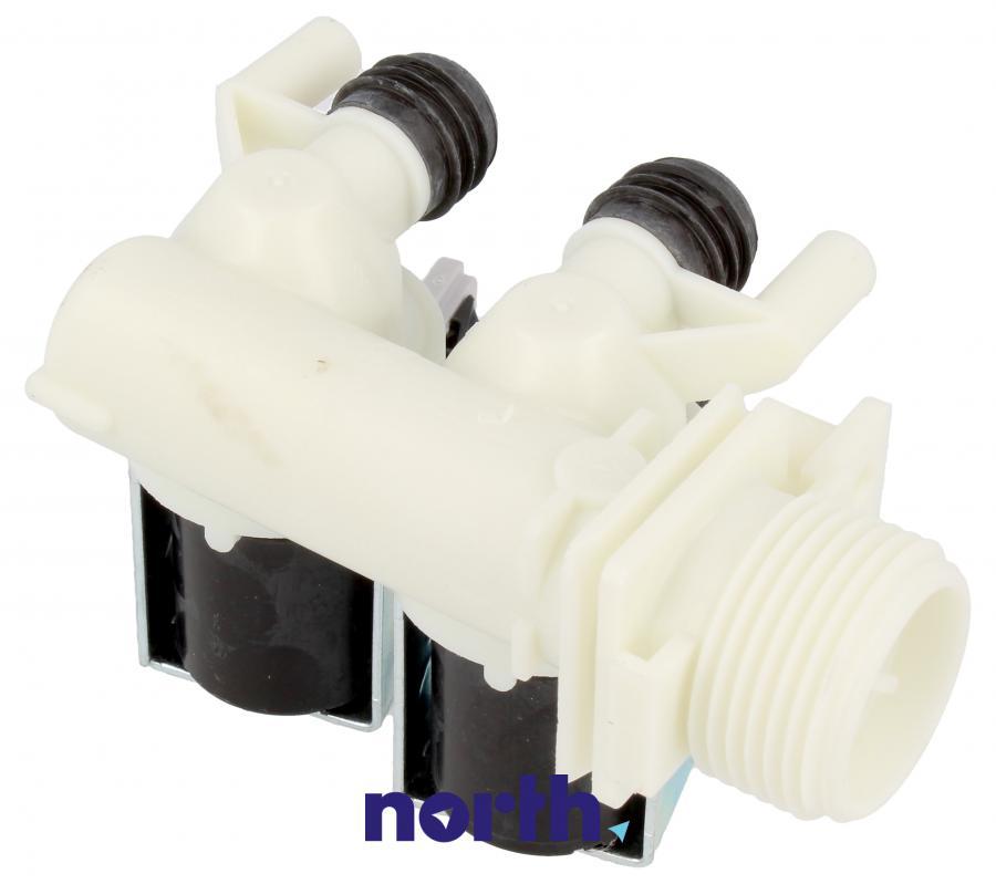 Elektrozawór podwójny do pralki Indesit za 482000022813 Whirlpool,0