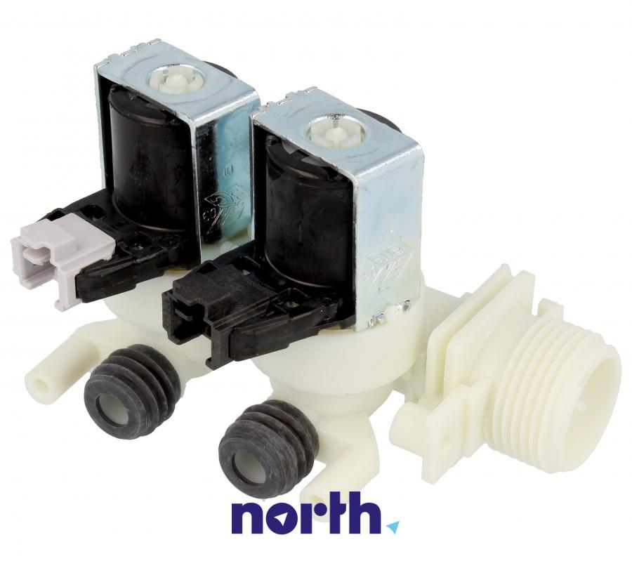 Elektrozawór podwójny do pralki Indesit za 482000022813 Whirlpool,2