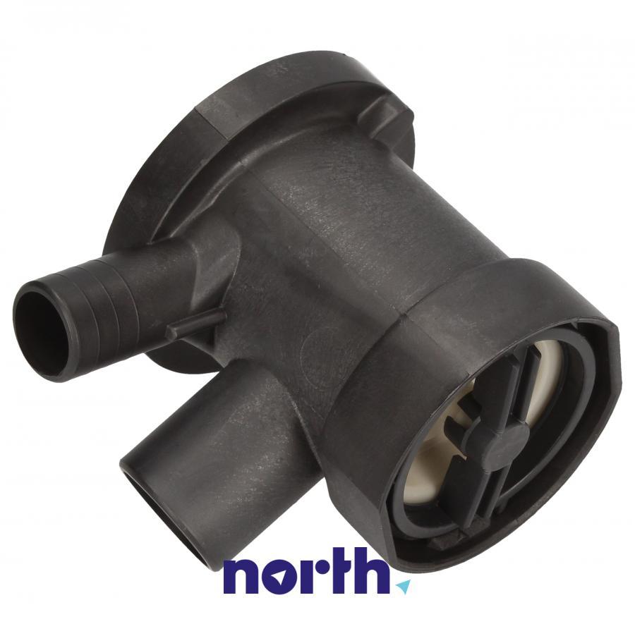 Obudowa pompy odpływowej do pralki Whirlpool 481936078363,0