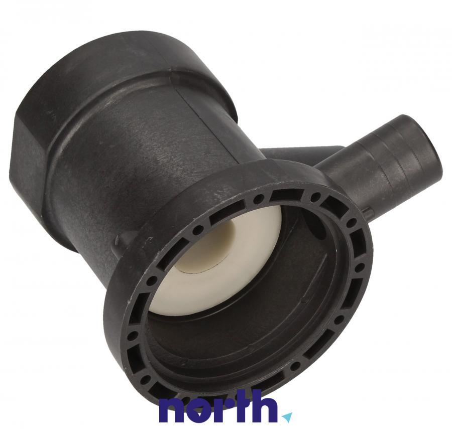 Obudowa pompy odpływowej do pralki Whirlpool 481936078363,1