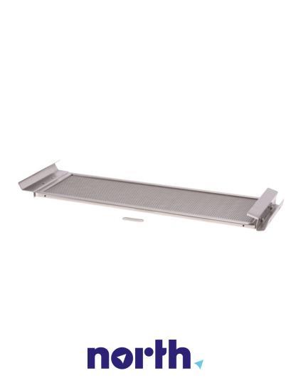 Filtr przeciwtłuszczowy metalowy (aluminiowy) do okapu Gaggenau 00290965,0