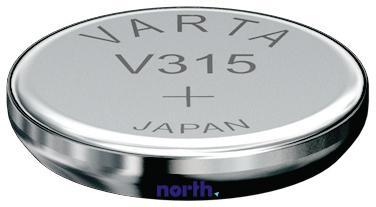 Bateria srebrowa 1.55V 20mAh VARTA,0