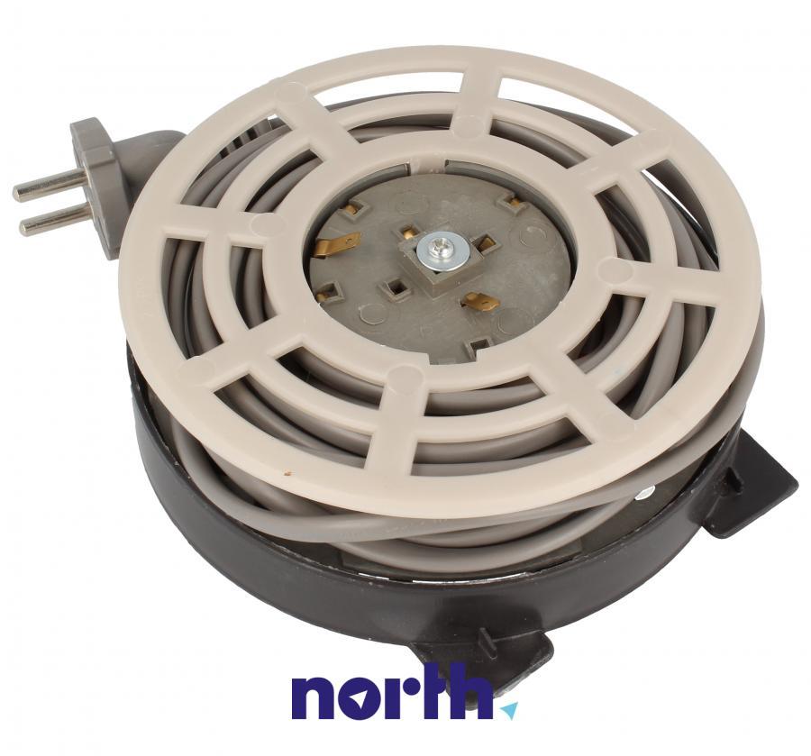 Zwijacz kabla z kablem zasilającym i wtyczką do odkurzacza Moulinex RSRT9676,1