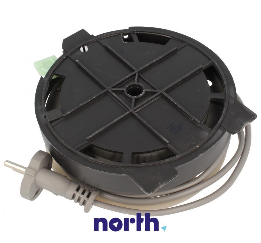 Zwijacz kabla z kablem zasilającym i wtyczką do odkurzacza Moulinex RSRT9676,2