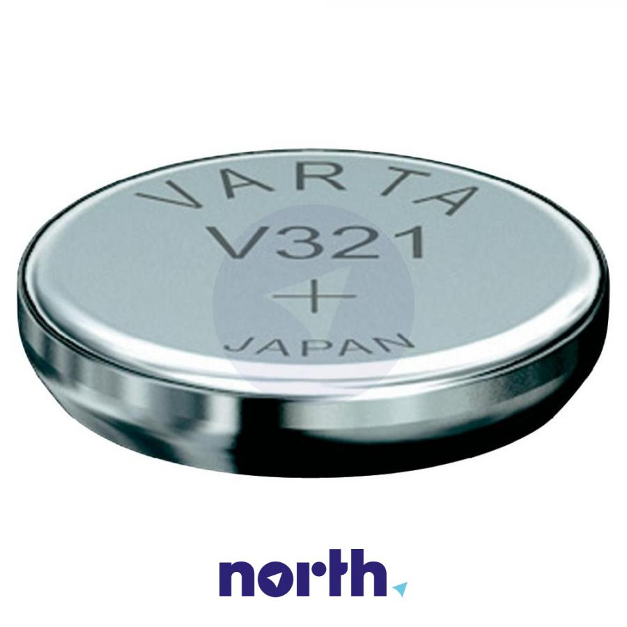 Bateria srebrowa 1.55V 13mAh VARTA,0