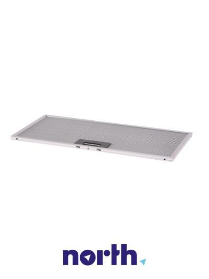 Filtr przeciwtłuszczowy metalowy (aluminiowy) do okapu Gaggenau 00298609,0