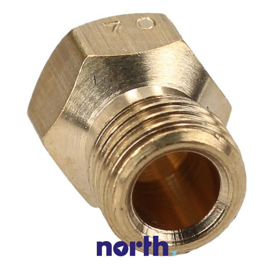 Dysza propan-butan (G37) palnika średniego do płyty gazowej Indesit 482000022599,1