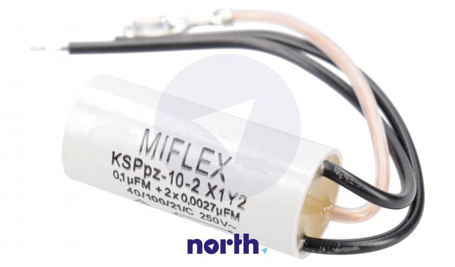 Kondensator do miksera ręcznego Zelmer 00757158,0