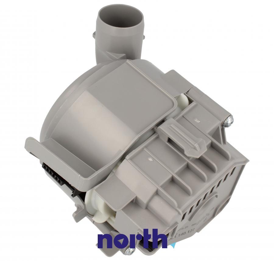 Pompa myjąca z grzałką do zmywarki Bosch 00755078,0