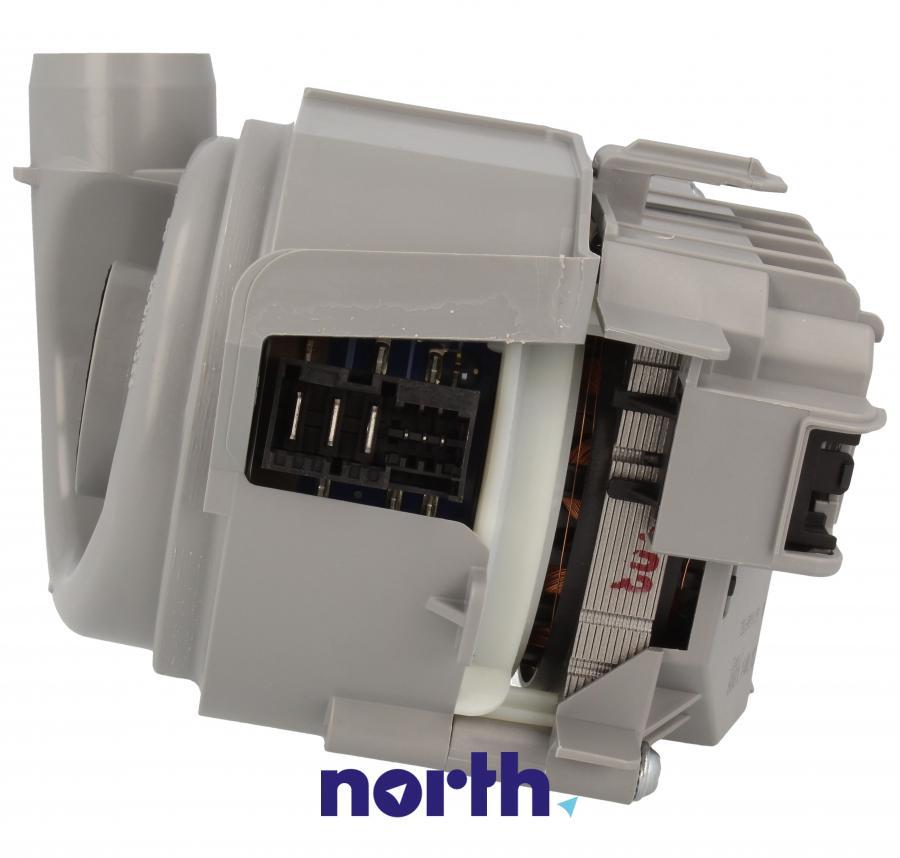 Pompa myjąca z grzałką do zmywarki Bosch 00755078,4