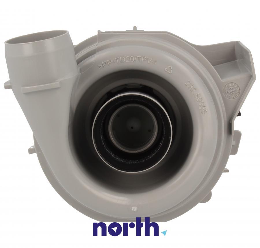 Pompa myjąca z grzałką do zmywarki Bosch 00755078,5
