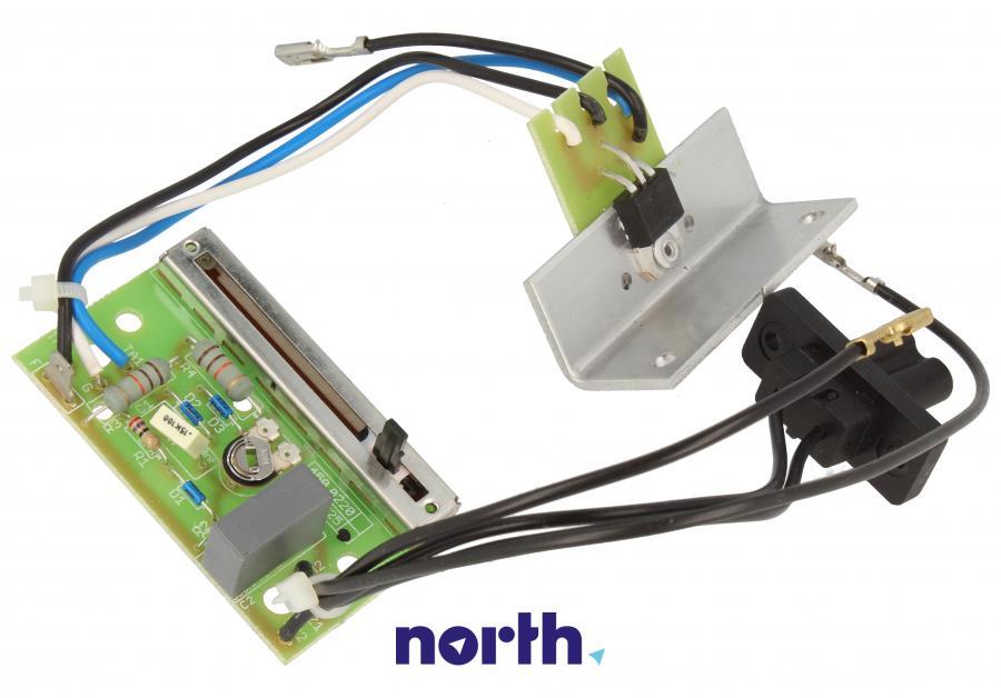 Płytka elektroniki do odkurzacza Zelmer 00759569,0