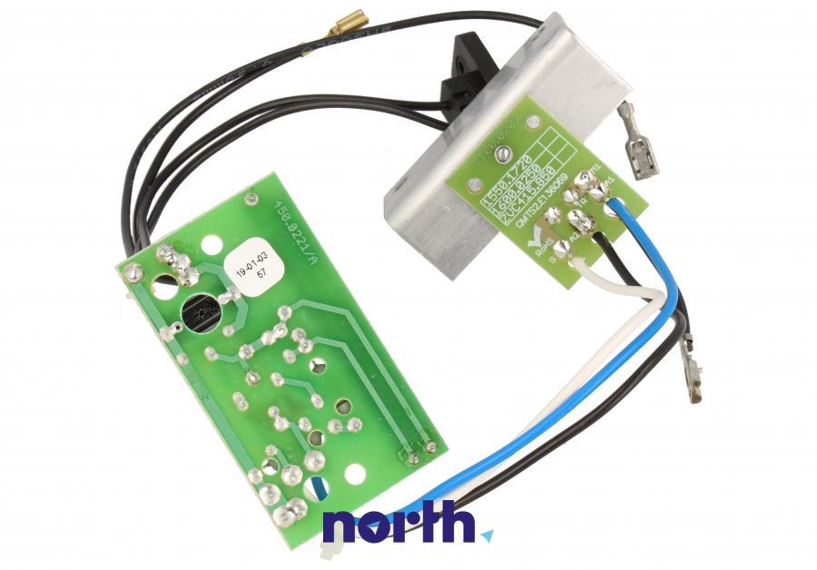 Płytka elektroniki do odkurzacza Zelmer 00759569,2