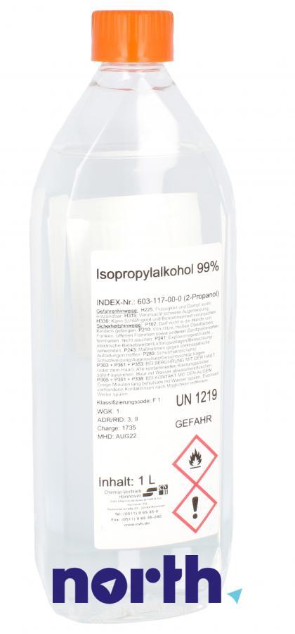 Izopropanol 2-PROPANOL 1000ml,0