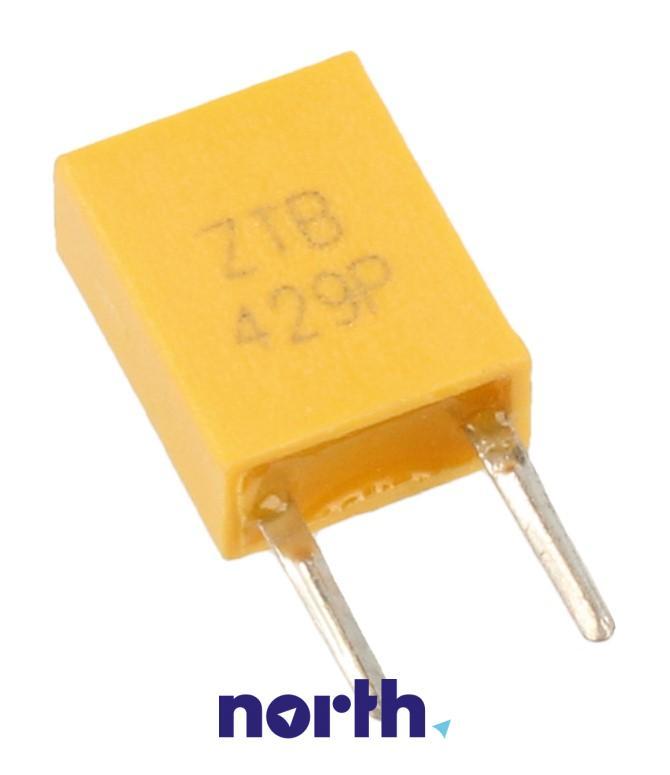 429kHz Filtr | Rezonator ceramiczny ZTB429P,0