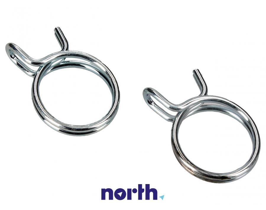 Zacisk sprężynowy węża do zmywarki Bosch 00088403,1