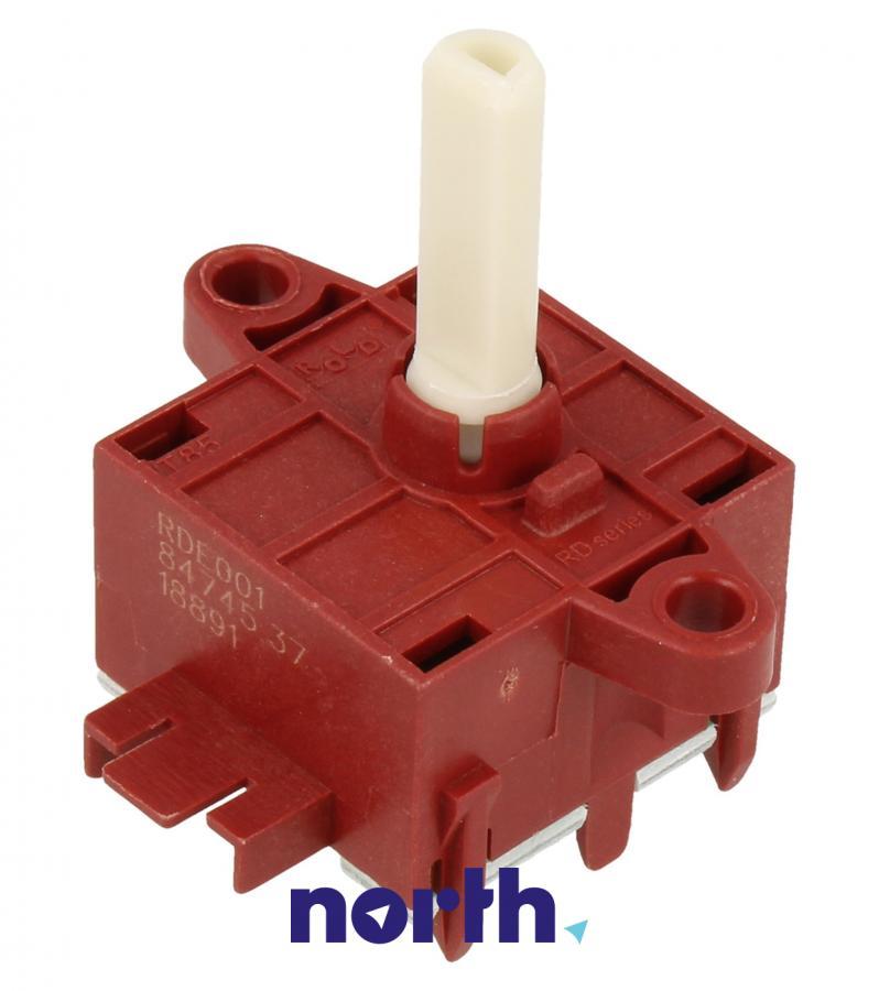 Przełącznik do piekarnika Whirlpool 480121101146,1