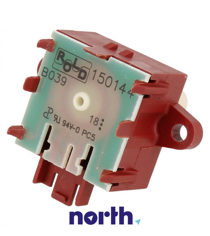 Przełącznik do piekarnika Whirlpool 480121101146,2