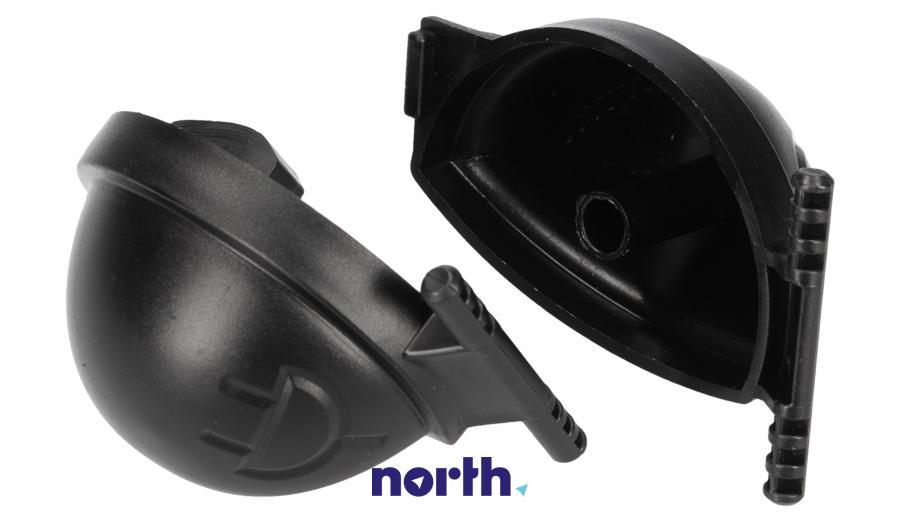 Przyciski włącznika i zwijacza kabla do odkurzacza Zelmer 00758573,1