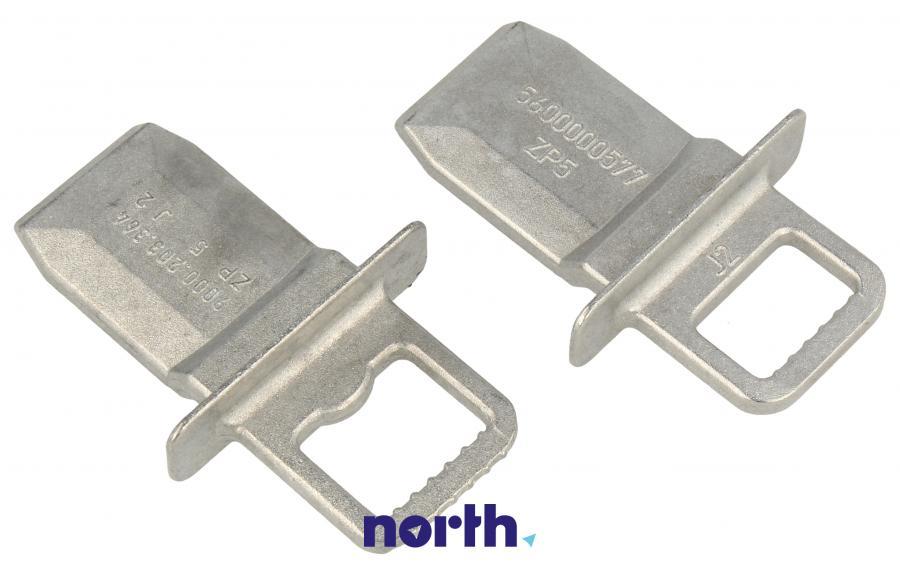 Zatrzask drzwi do zmywarki Bosch 00165253,1