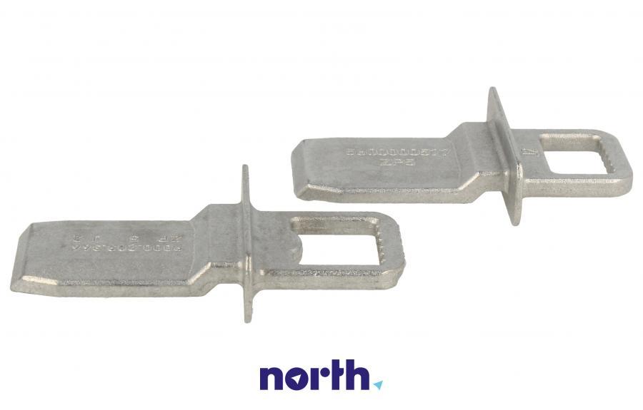 Zatrzask drzwi do zmywarki Bosch 00165253,4