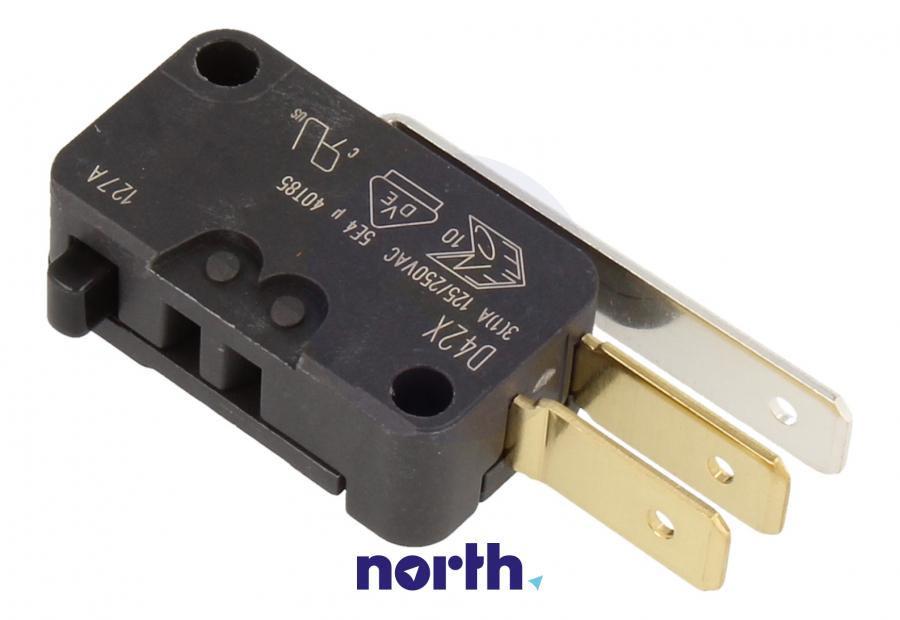 Mikroprzełącznik do zmywarki Bosch D42X 00165256,1