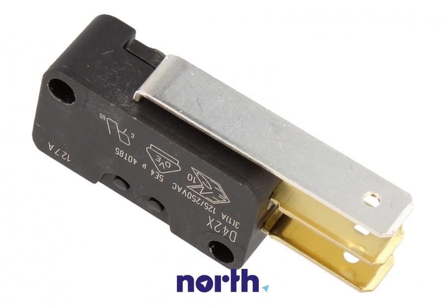 Mikroprzełącznik do zmywarki Bosch D42X 00165256,2