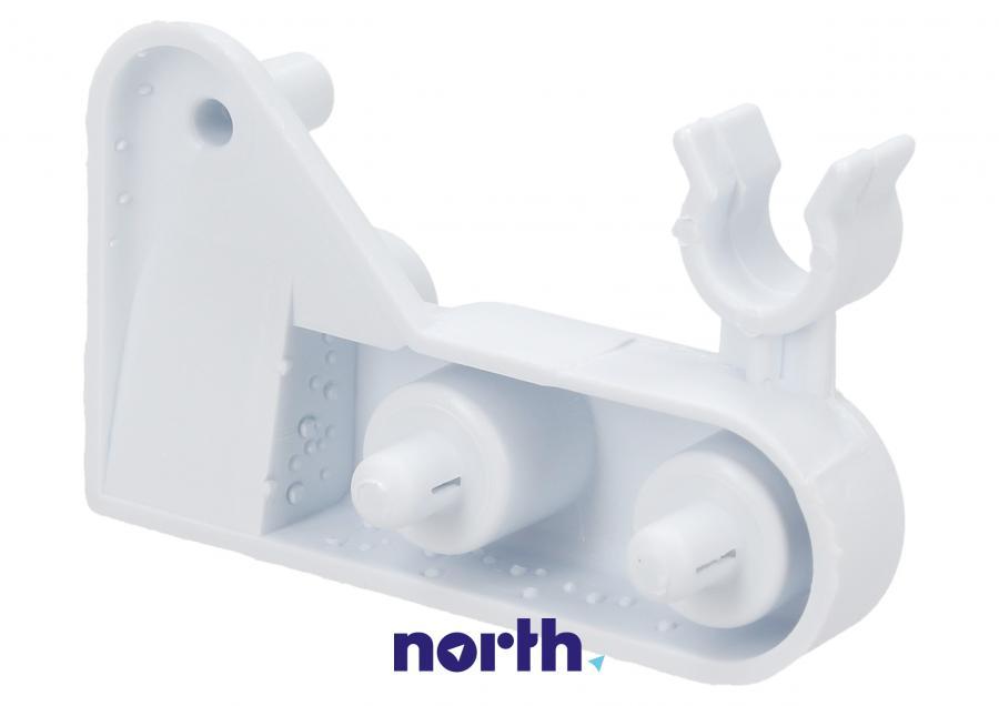 Prawe mocowanie frontu kosza zamrażarki do lodówki Indesit 482000026473,1