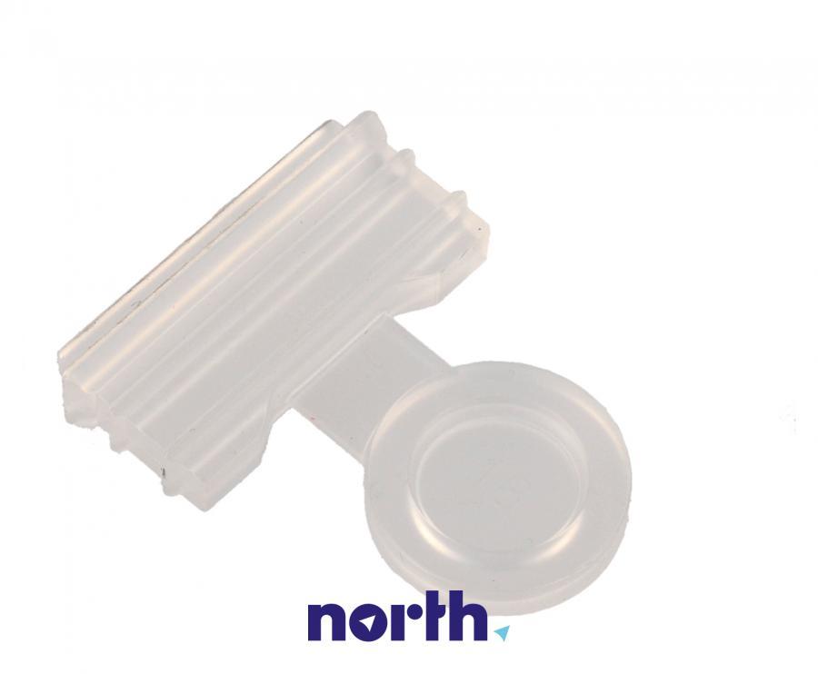 Zawór zwrotny pompy odpływowej do zmywarki Bosch 00165262,0