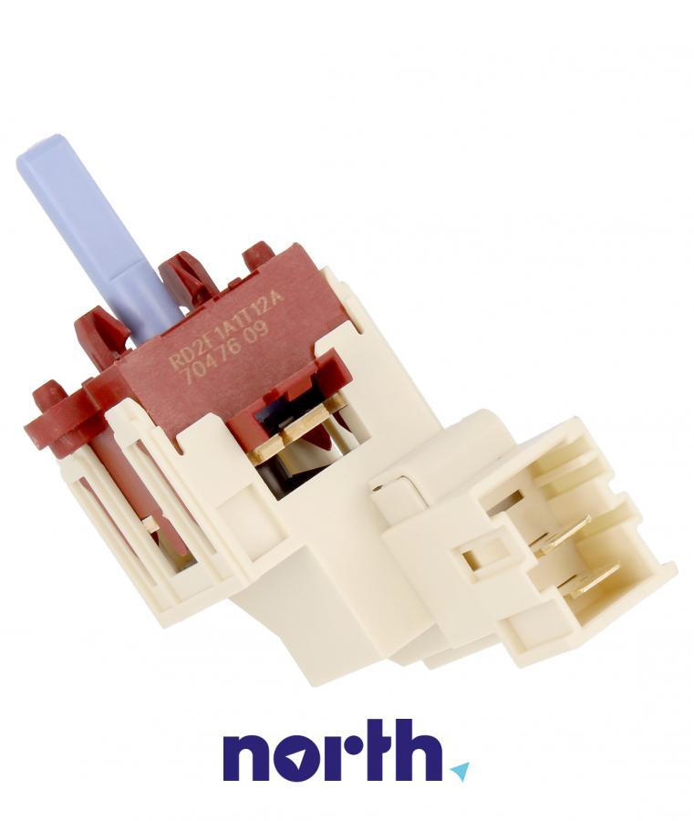 Przełącznik funkcyjny do pralki Candy 41028011,2