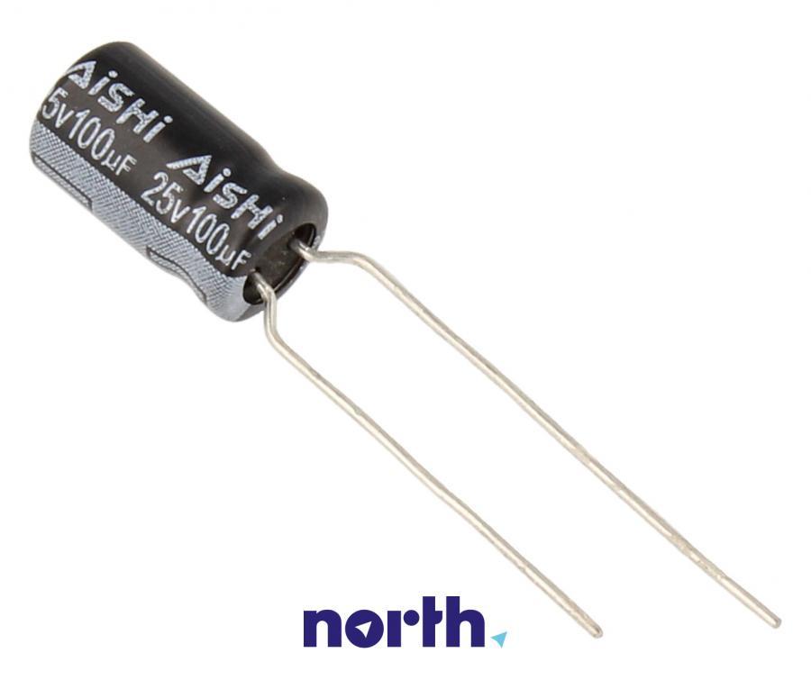 Kondensator elektrolityczny 100uF/25V 30034074,0