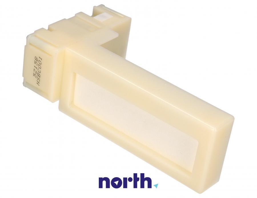 Dyfuzor powietrza w komorze chłodziarki do lodówki Sharp DTHMA031CBKZ,1