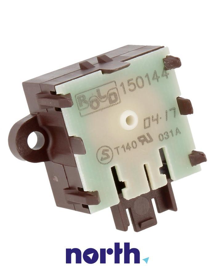 Przełącznik do mikrofalówki Whirlpool 480121102829,2
