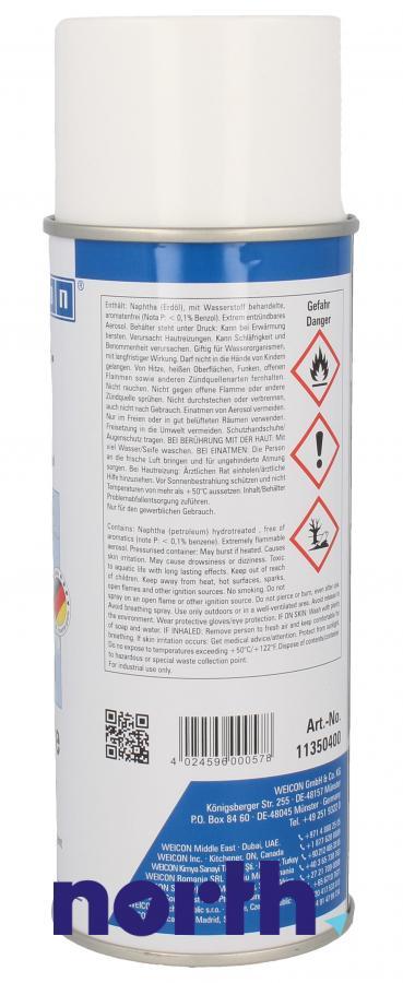 Smar silikonowy w sprayu WEICON 11350400 400ml,1