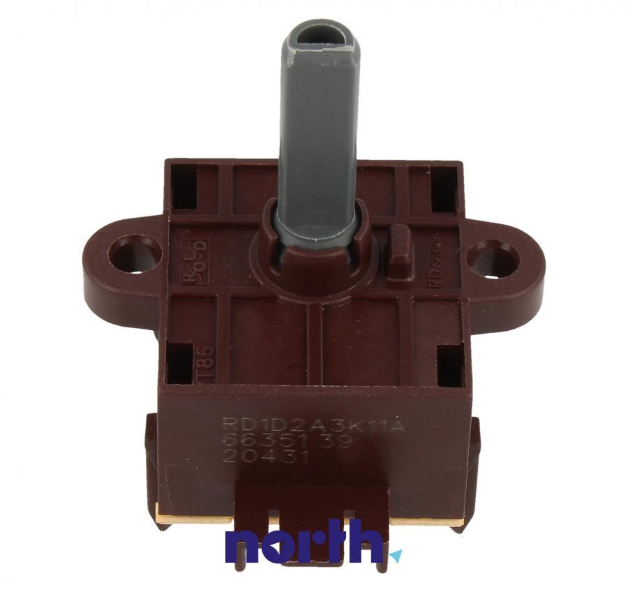 Przełącznik impulsowy funkcji do piekarnika Whirlpool 480121102833,2