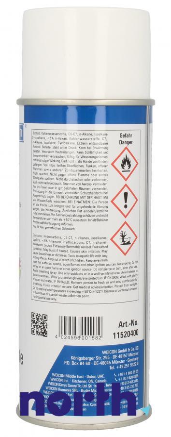 Smar silikonowy w sprayu WEICON 11520400 400ml,1