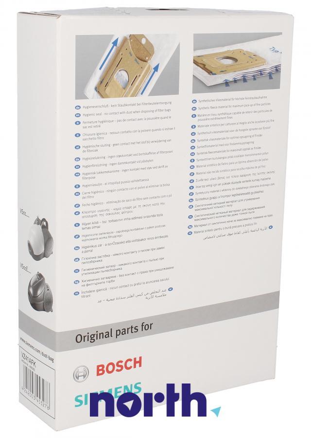 Worki typ K (BBZ71AFK) 4szt. do odkurzacza Bosch,1