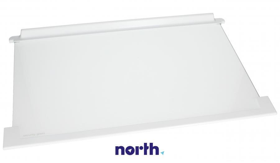 Półka szklana z ramkami do komory chłodziarki do lodówki Electrolux 2425099476,0