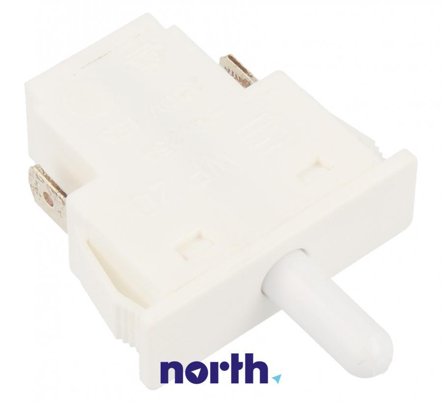 Wyłącznik/włącznik światła do lodówki Indesit 482000030926,0