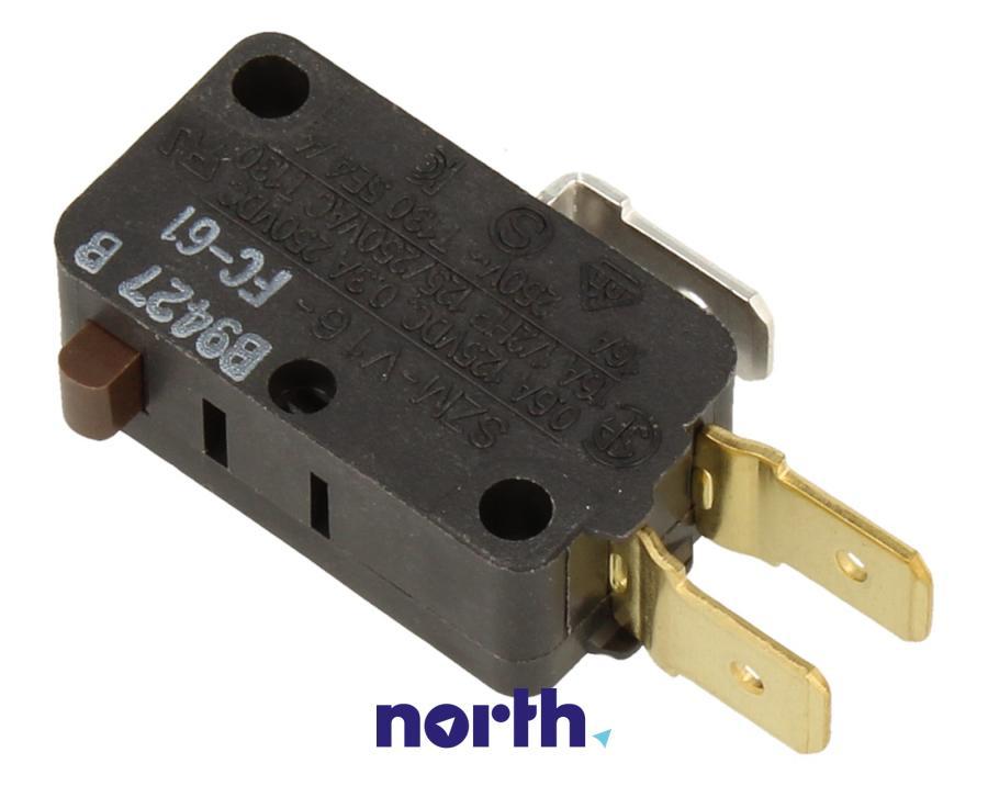 Mikroprzełącznik do mikrofalówki Whirlpool 480120100814,1
