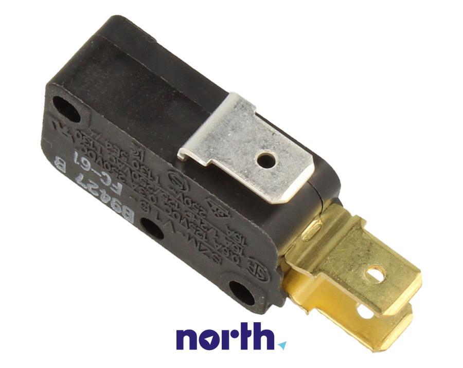 Mikroprzełącznik do mikrofalówki Whirlpool 480120100814,2