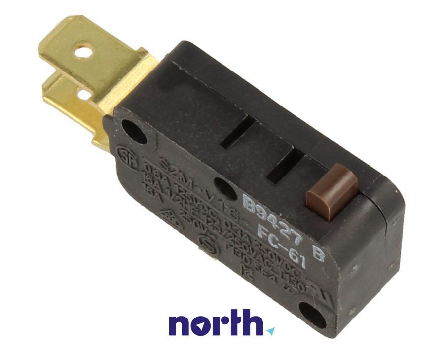 Mikroprzełącznik do mikrofalówki Whirlpool 480120100814,3