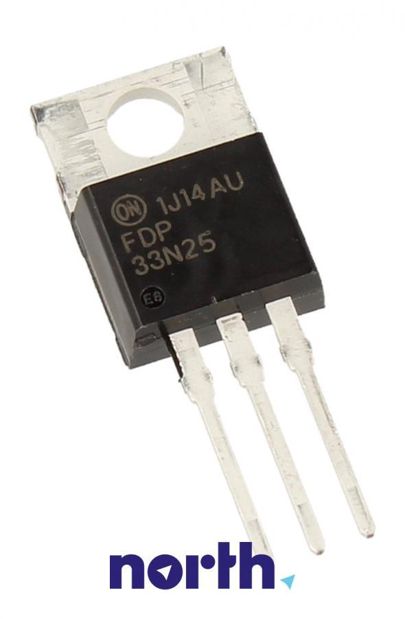 Tranzystor MOS-FET FDP33N25,0