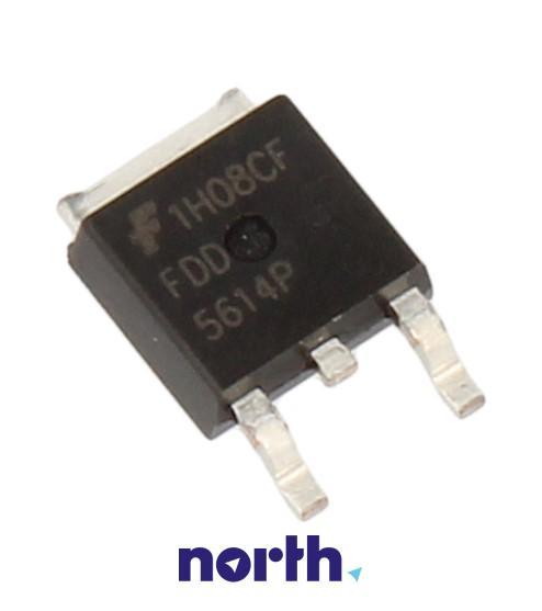 Tranzystor MOS-FET FDD5614P,0