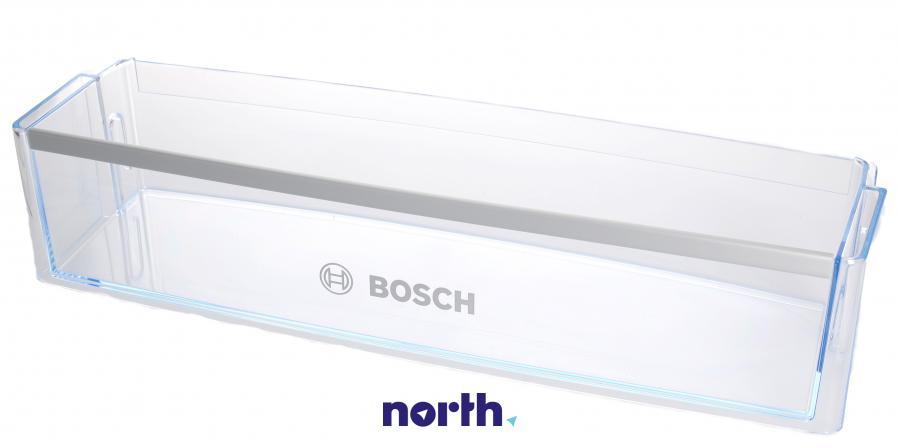 Dolna półka na drzwi chłodziarki do lodówki Bosch 00674382,0