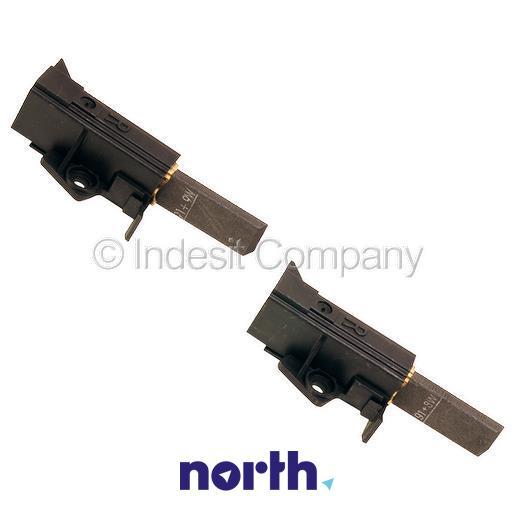 Szczotki węglowe silnika do pralki Indesit 482000086176,0