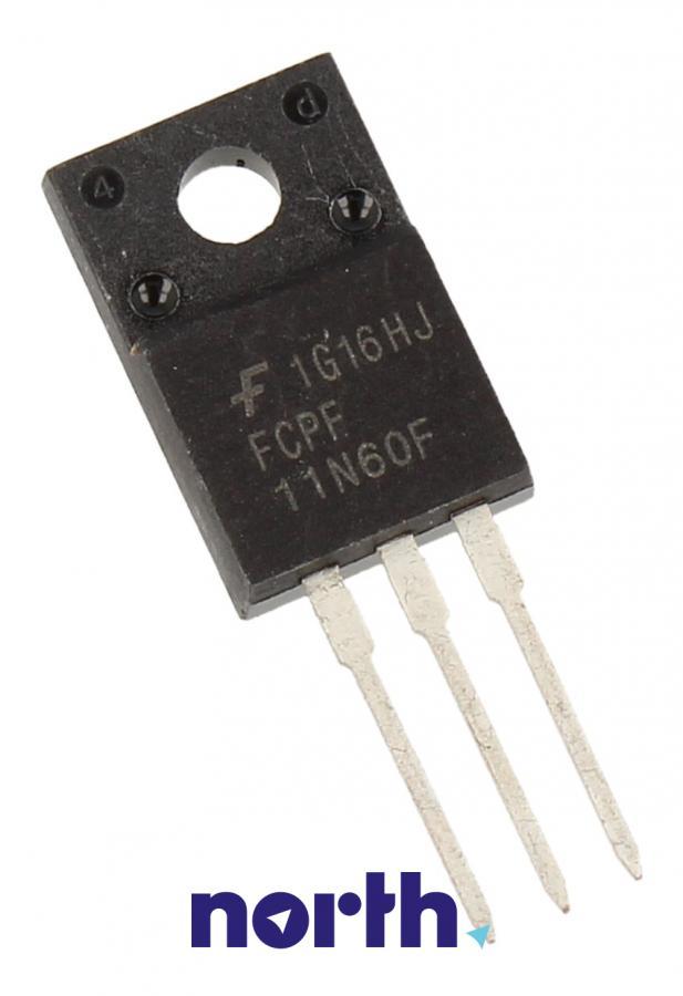 Tranzystor MOS-FET FCPF11N60,0