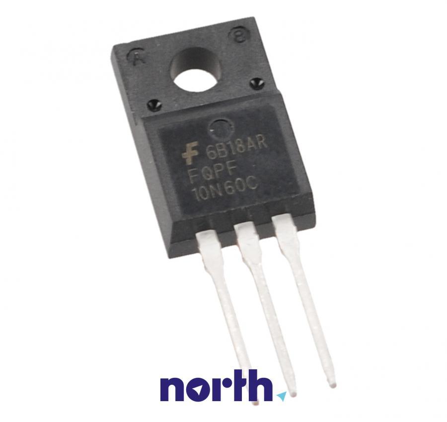 Tranzystor MOS-FET FQPF10N60CF,0